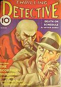 Thrilling Detective (1931-1953 Standard) Pulp Vol. 5 #3