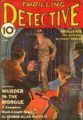 Thrilling Detective (1931-1953 Standard) Pulp Vol. 6 #1