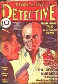 Thrilling Detective (1931-1953 Standard) Pulp Vol. 6 #2