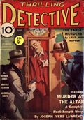 Thrilling Detective (1931-1953 Standard) Pulp Vol. 6 #3