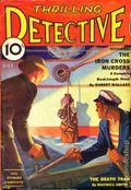 Thrilling Detective (1931-1953 Standard) Pulp Vol. 7 #1