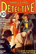 Thrilling Detective (1931-1953 Standard) Pulp Vol. 7 #3