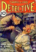 Thrilling Detective (1931-1953 Standard) Pulp Vol. 8 #1