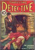 Thrilling Detective (1931-1953 Standard) Pulp Vol. 8 #3