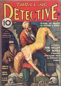 Thrilling Detective (1931-1953 Standard) Pulp Vol. 9 #2