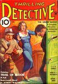 Thrilling Detective (1931-1953 Standard) Pulp Vol. 10 #1