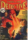 Thrilling Detective (1931-1953 Standard) Pulp Vol. 10 #2