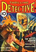 Thrilling Detective (1931-1953 Standard) Pulp Vol. 10 #3