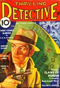 Thrilling Detective (1931-1953 Standard) Pulp Vol. 11 #1