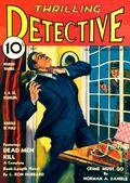 Thrilling Detective (1931-1953 Standard) Pulp Vol. 11 #2