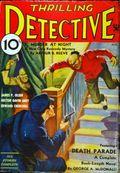 Thrilling Detective (1931-1953 Standard) Pulp Vol. 11 #3