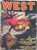 West (1926-1953 Doubleday) Pulp Vol. 61 #1