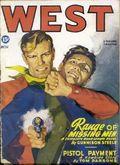 West (1926-1953 Doubleday) Pulp Vol. 63 #1