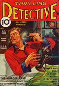Thrilling Detective (1931-1953 Standard) Pulp Vol. 12 #2