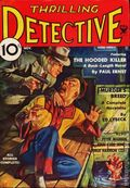 Thrilling Detective (1931-1953 Standard) Pulp Vol. 12 #3