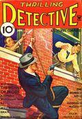 Thrilling Detective (1931-1953 Standard) Pulp Vol. 13 #2