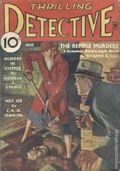 Thrilling Detective (1931-1953 Standard) Pulp Vol. 14 #1