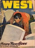West (1926-1953 Doubleday) Pulp Vol. 67 #3