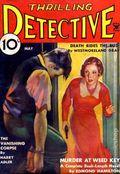 Thrilling Detective (1931-1953 Standard) Pulp Vol. 14 #3
