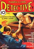 Thrilling Detective (1931-1953 Standard) Pulp Vol. 15 #1