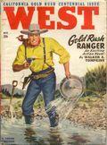West (1926-1953 Doubleday) Pulp Vol. 70 #1