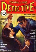 Thrilling Detective (1931-1953 Standard) Pulp Vol. 15 #2