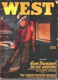 West (1926-1953 Doubleday) Pulp Vol. 71 #1