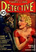 Thrilling Detective (1931-1953 Standard) Pulp Vol. 16 #1