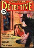 Thrilling Detective (1931-1953 Standard) Pulp Vol. 16 #2