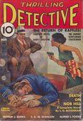 Thrilling Detective (1931-1953 Standard) Pulp Vol. 16 #3