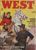 West (1926-1953 Doubleday) Pulp Vol. 72 #1