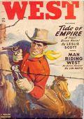 West (1926-1953 Doubleday) Pulp Vol. 72 #2