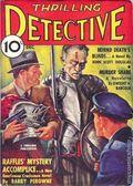 Thrilling Detective (1931-1953 Standard) Pulp Vol. 17 #1