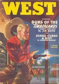 West (1926-1953 Doubleday) Pulp Vol. 73 #3