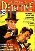 Thrilling Detective (1931-1953 Standard) Pulp Vol. 17 #3