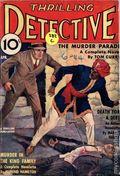 Thrilling Detective (1931-1953 Standard) Pulp Vol. 18 #2