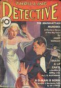 Thrilling Detective (1931-1953 Standard) Pulp Vol. 19 #2