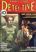 Thrilling Detective (1931-1953 Standard) Pulp Vol. 20 #1