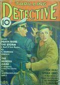 Thrilling Detective (1931-1953 Standard) Pulp Vol. 20 #2