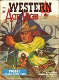Western Ace High Stories (1953-1954 Popular Publications) Pulp Vol. 1 #1