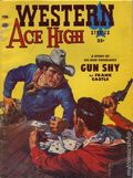 Western Ace High Stories (1953-1954 Popular Publications) Pulp Vol. 1 #3