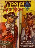 Western Ace High Stories (1953-1954 Popular Publications) Pulp Vol. 2 #1