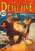 Thrilling Detective (1931-1953 Standard) Pulp Vol. 20 #3