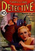 Thrilling Detective (1931-1953 Standard) Pulp Vol. 21 #1