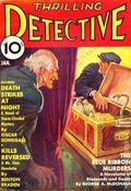 Thrilling Detective (1931-1953 Standard) Pulp Vol. 21 #2