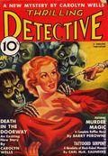 Thrilling Detective (1931-1953 Standard) Pulp Vol. 22 #2