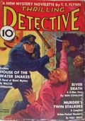 Thrilling Detective (1931-1953 Standard) Pulp Vol. 23 #1