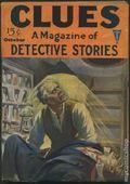 Clues Detective Stories (1926-1943 Clayton Magazines) Pulp Vol. 1 #2