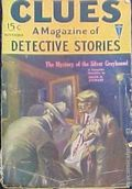 Clues Detective Stories (1926-1943 Clayton Magazines) Pulp Vol. 1 #3