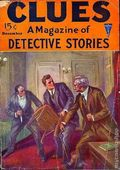 Clues Detective Stories (1926-1943 Clayton Magazines) Pulp Vol. 1 #4